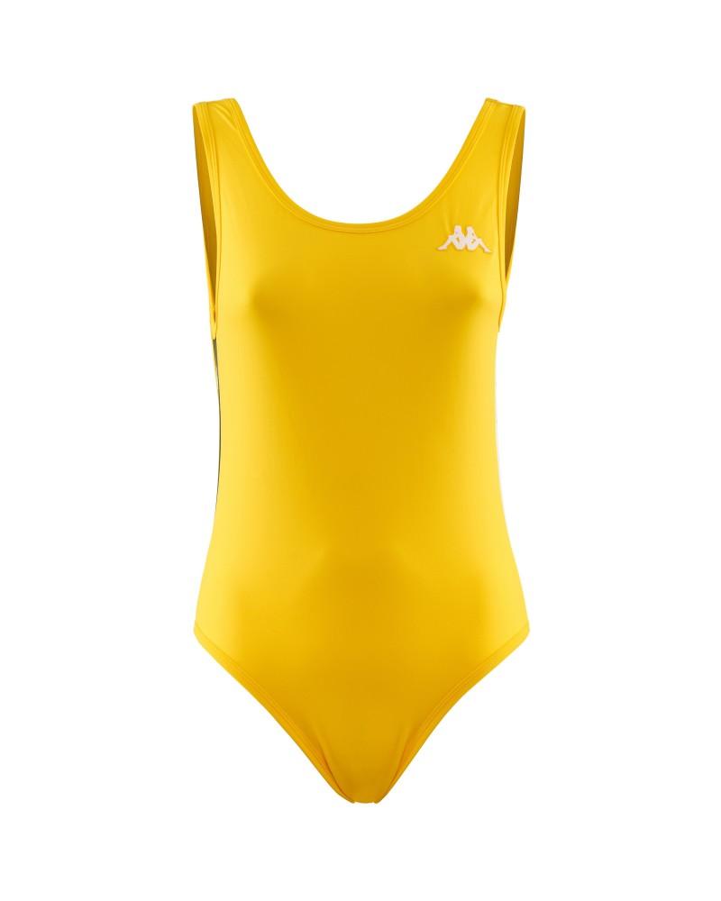 kappa BANDA AUBER body yellow
