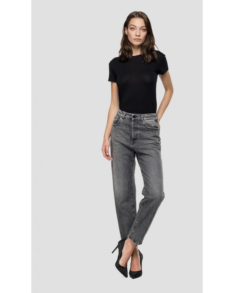 replay TYNA MOM FIT JEANS