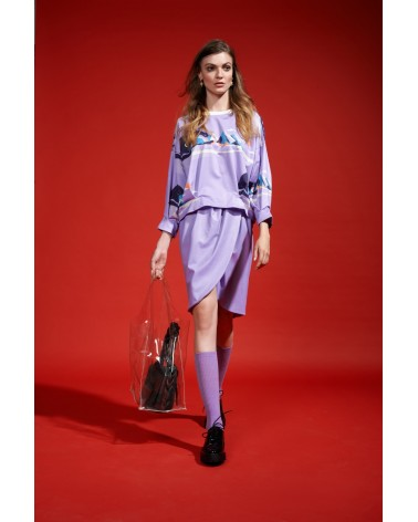 We__Are tulip skirt (lilac)